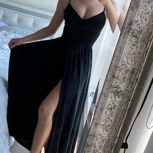 Black Dress H&M